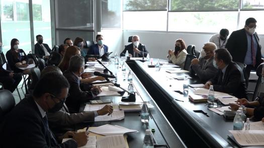 Asamblea Nacional instala comisión de presupuesto