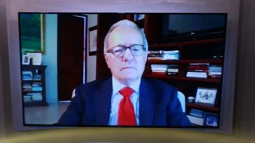 Exmagistrado: lo más grave que enfrenta la CSJ es amenazas del crimen organizado