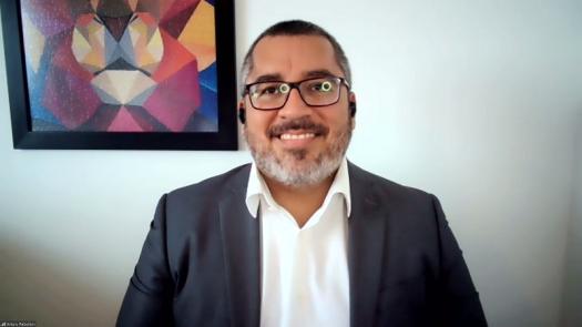 Arturo Rebollón: protección de vacunas contra COVID19 podrían durar de 1 a 2 años