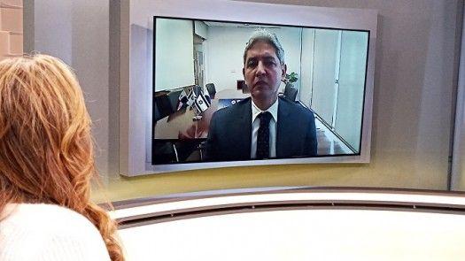 Embajador de Israel: sistema de salud digital ayudó a vacunación
