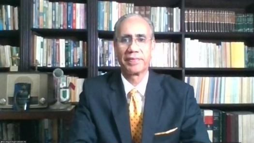Miguel Ángel Cañizales: Hay que despolitizar la Universidad de Panamá
