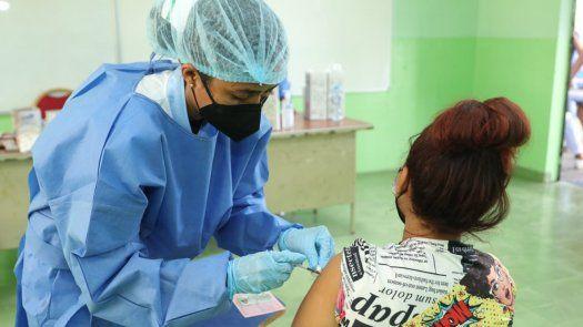 Vacunación en Panamá sigue avanzando