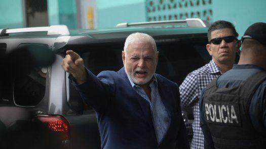 Defensa de Martinelli busca prescripción del caso, destacó abogado