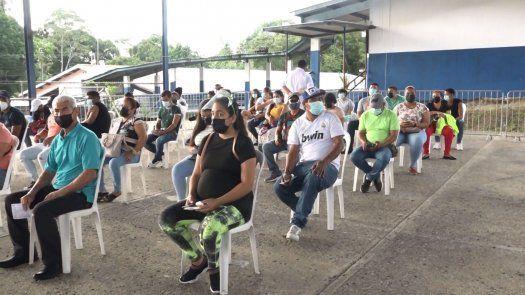 Panamá Norte inició los procesos de vacunación por barrido