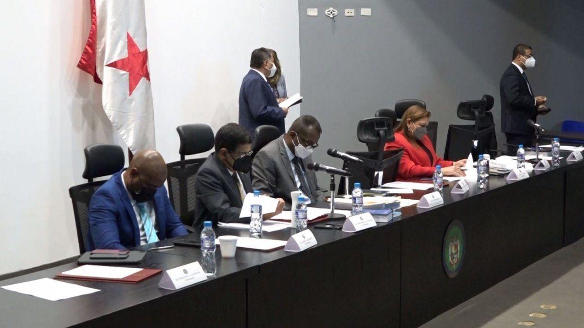 Comisión de Credenciales de la Asamblea Nacional.