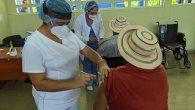 Según el MINSA, el 80% de las personas que asisten a los nuevas jornadas de barridos de vacunación son jóvenes. Foto/ECO