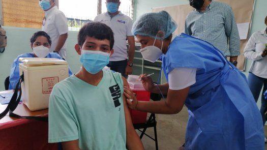 495 casos positivos nuevos de Covid-19 en Panamá