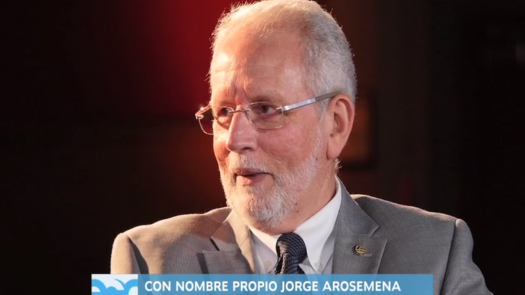 Jorge Arosemena y el sueño de la Ciudad del Saber