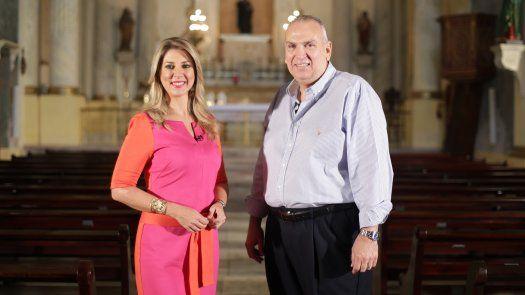 Ricardo Gago y su pasión por las iglesia del Casco Antiguo