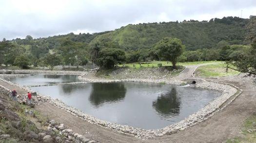 Parque Central se convierte en el nuevo punto turístico de Boquete