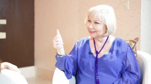 Cristina Saralegui, una mujer ambiciosa