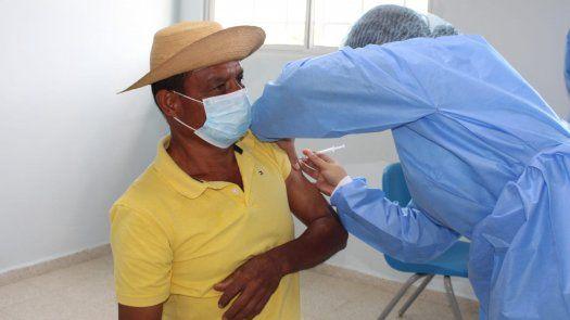 En el país se han aplicado 1,785,896 de la vacuna Pfizer en los puntos de vacunación. Foto/MINSA