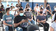 Barridos de vacunación en San Miguelito; más de 26 mil personas.