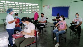 El Programa Ampliado de Inmunización (PAI) del Ministerio de Salud (MINSA) reportó que hasta la fecha en Panamá se han aplicado 2,292,535 dosis de la vacuna contra la COVID-19. Foto/MINSA
