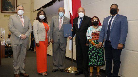 Presentan en laAsamblea Nacional de Panamáproyecto de Ley delPresupuesto General