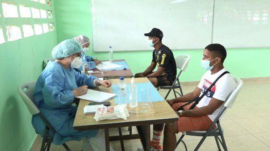 vacunación por barrido contra la Covid-19 avanza en el distrito de La Chorrera