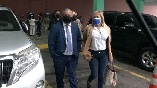 Juicio oral del caso pinchazos que se le sigue al expresidente Ricardo Martinelli en el Sistema Penal Acusatorio.