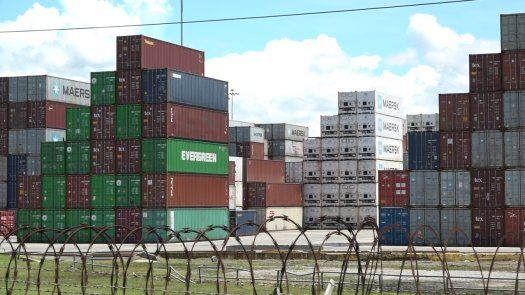 Exportaciones Panameñas crecieron 80% en el 2021